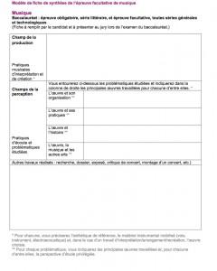 8a. Bac Juin 2016 Option facultative : PRG fiche-pedagogique-Mus-Fac-240x300